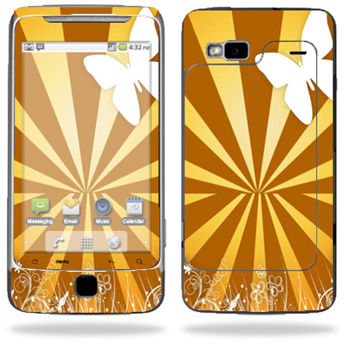 MightySkins Skin Decal Wrap Compatible with HTC Sticker Protective Cover 100's of Color Options