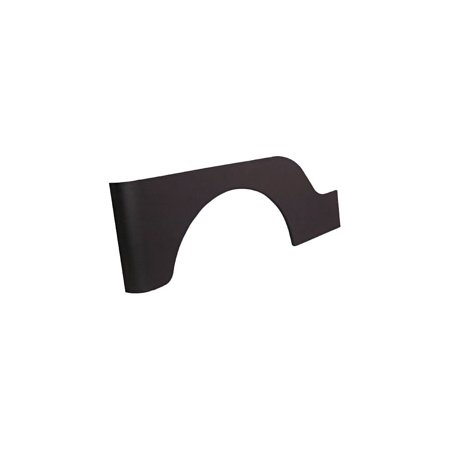 Omix 12009.06 Quarter Panel For Jeep Willys, Passenger Side (Jeep Willys Omix Piston)
