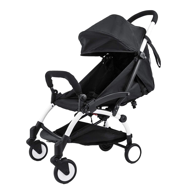 VEVOR Mini Folding Baby Stroller 2 in 1 Lightweight for 6 Month and Up to 15KG Baby Travel System Stroller... by VEVOR