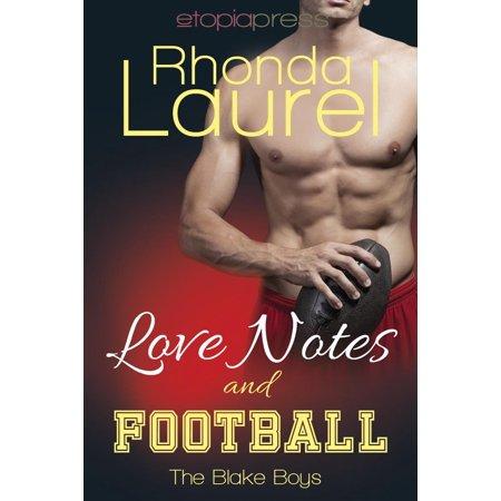 Noles Football - Love Notes and Football - eBook