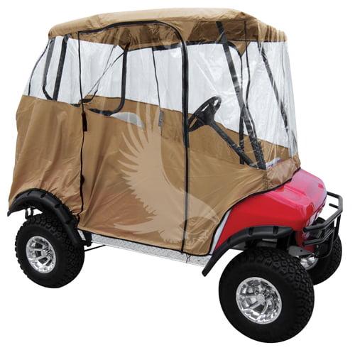 "4-Sided Lightweight Golf Cart Enclosure, for Standard 54""..."
