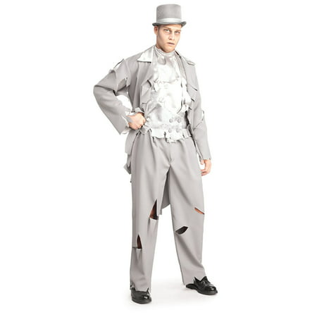 Adult Dead Groom Costume Rubies - Day Of The Dead Groom Costume