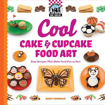 Cool Cake & Cupcake Food Art : Easy Recipes That Make Food Fun to Eat! - Easy To Make Halloween Cakes