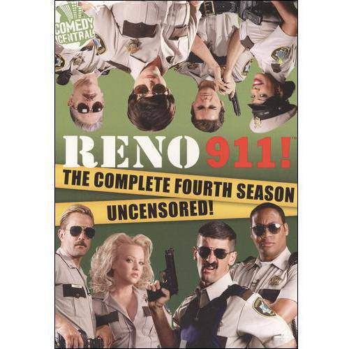 Reno 911!: The Complete Fourth Season (Uncensored) (Full Frame)
