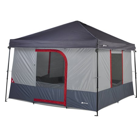 - Ozark Trail 6-Person 10 x 10 ft. ConnecTent™ for Straight-leg Canopy