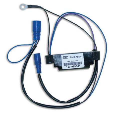 Electronic Distributor - CDI Electronics 123-9898-P Johnson/Evinrude Shift Assist Points and Electronic Distributor
