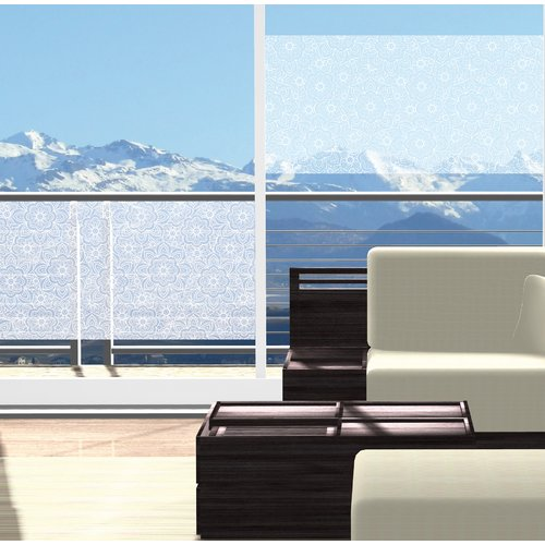 WallPops! Lace Window Film