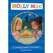Molly Mac: Campground Creature (Paperback)