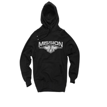 Mission Corporate Senior Black Pullover Hoody, XXL (Mission Hockey Hoodie)