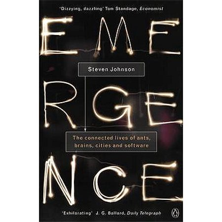 Emergence : The Connected Lives of Ants, Brains, Cities and - Ants Life