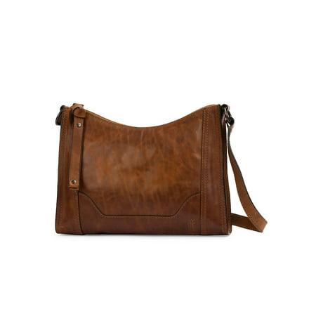 Melissa Leather Crossbody Bag ()