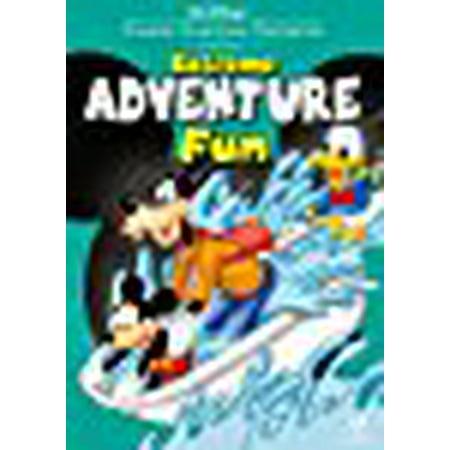 Classic Cartoon Favorites, Vol. 07: Extreme Adventure Fun: Mickey's Trailer / No Sail / Good Scouts / Hello Aloha / - Halloween Fun Cartoons