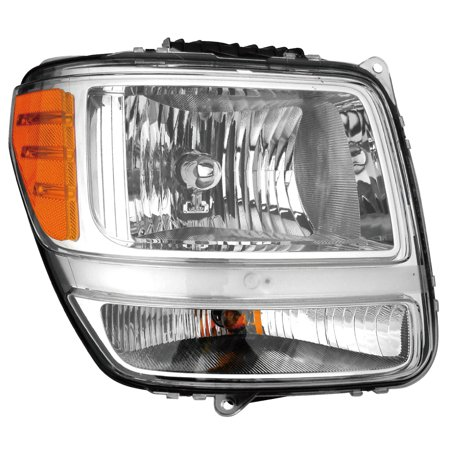 2007-2009 Dodge Nitro Passenger Side Headlight Lamp