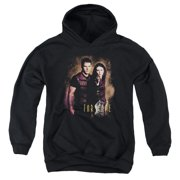 Farscape Wanted Big Boys Pullover Hoodie
