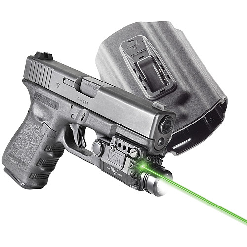 Viridian X5L-PACK-X1 X5L Laser Sight with TacLoc for Glock 17, 19, 22, 13, 31, 32