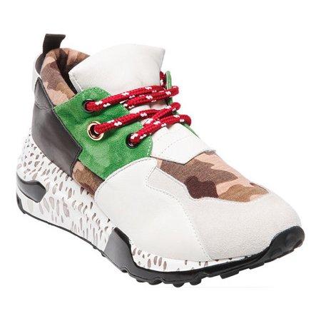 c855e81d557 women's steve madden cliff sneaker