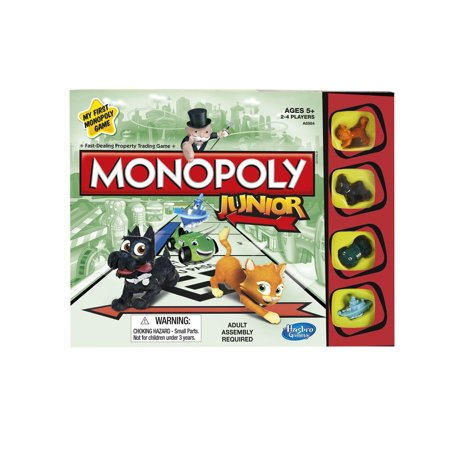 Monopoly Junior Game - Monopoly Classic Edition
