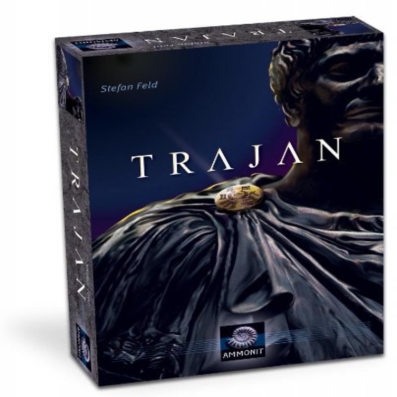 Gigamic Trajan Board Game