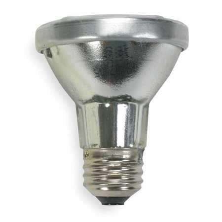 GE LIGHTING Ceramic Metal Halide Lamp,PAR20,39W CMH39/PAR20/830/FL30