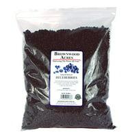Dried Wild Blueberries - 5 Pound Bag