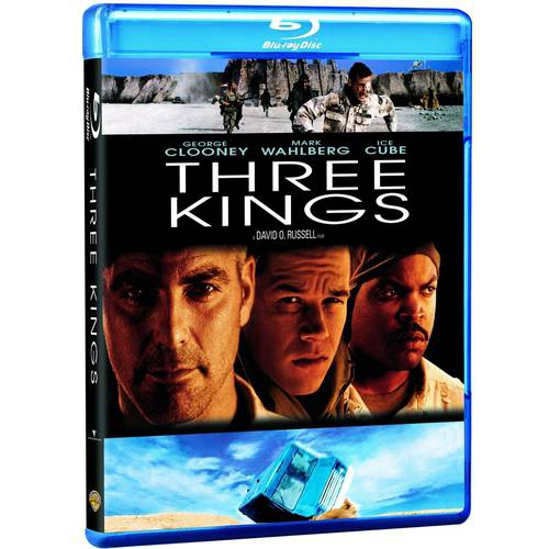 Three Kings (Walmart Exclusive) (Blu-ray + Digital HD With