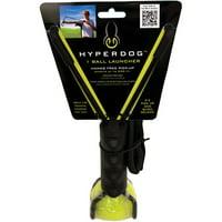 Hyper Pet Hands Free Pick Up Dog Ball Launcher, Black