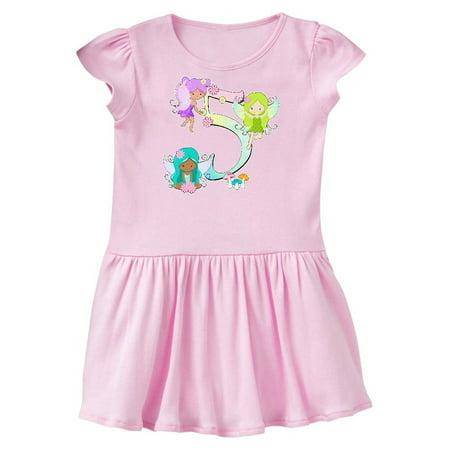 Fairy Flower Dress (Flower Fairies Fifth Birthday Toddler)