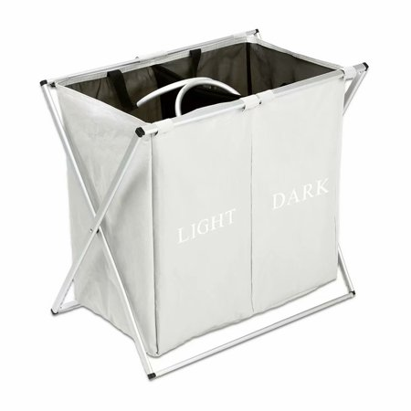 Voomwa Oxford Cloth Dirty Clothes Storage Laundry Basket