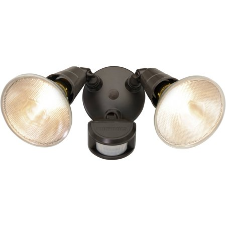 Brink's 180-Degree 2-Head without Head Motion Activated Security (Home Zone Led Motion Activated Security Light Manual)