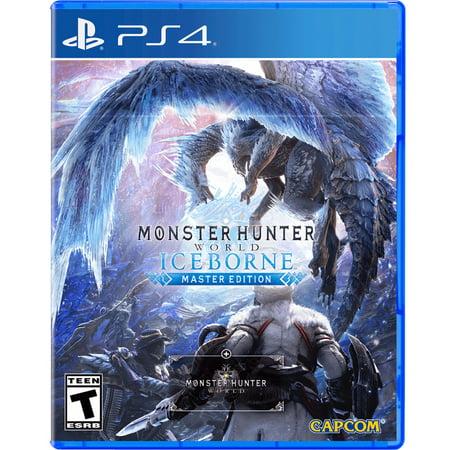 Monster Hunter World: Iceborne Master Edition, PlayStation 4, Capcom, 013388560547