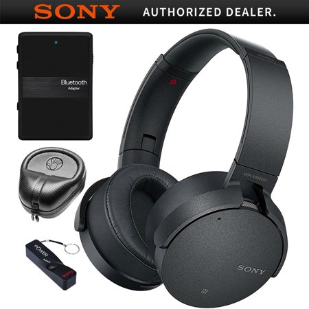Sony XB950N1 Noise Canceling Extra Bass Wireless Bluetooth Headphones Audio