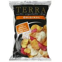 Terra Chips Exotic Original Vegetable Chips, 6.8 oz (Pack of 12)