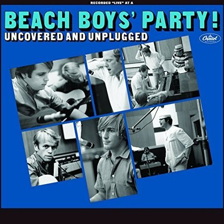 Beach Boys' Party! Uncovered and Unplugged (Vinyl)