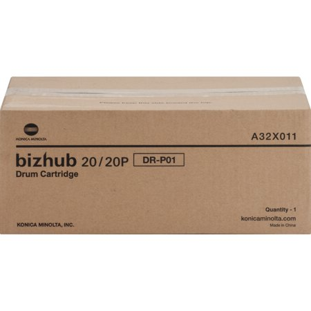 Konica Minolta, KNMA32X011, bizhub C20/C20P Drum Cartridge, 1 Each (Konica Minolta Bizhub C20p)