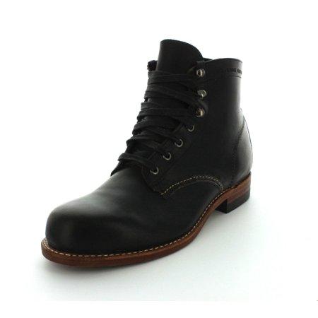 4efee93ea9c Wolverine W05300: Men's Wolverine 1000 Mile Black Boots (11.5 D(M) US Men)