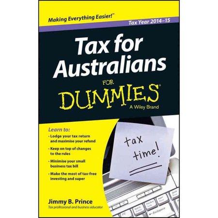 tax for australians for dummies on popscreen
