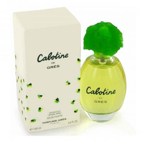 db0cea8f6 Art & Fragrance Cabotine Eau De Toilette Spray For Women - 3.4 Oz. -  Walmart.com