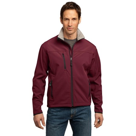 Port Authority Jacket J790 Unisex Glacier Soft Shell ()
