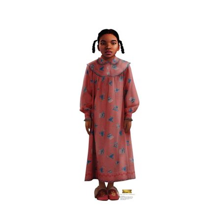 56 x 19 in. Hero Gril - The Polar Express Cardboard Standup - image 1 of 1