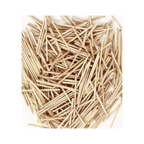 Chenille Kraft Company Mini Craft Sticks 500 Pcs Natural (Set of 3)