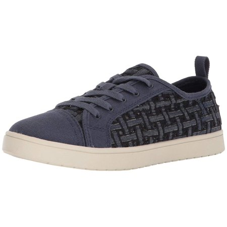 Koolaburra By Ugg Kids' K Kellen Low Lace Denim Sneaker