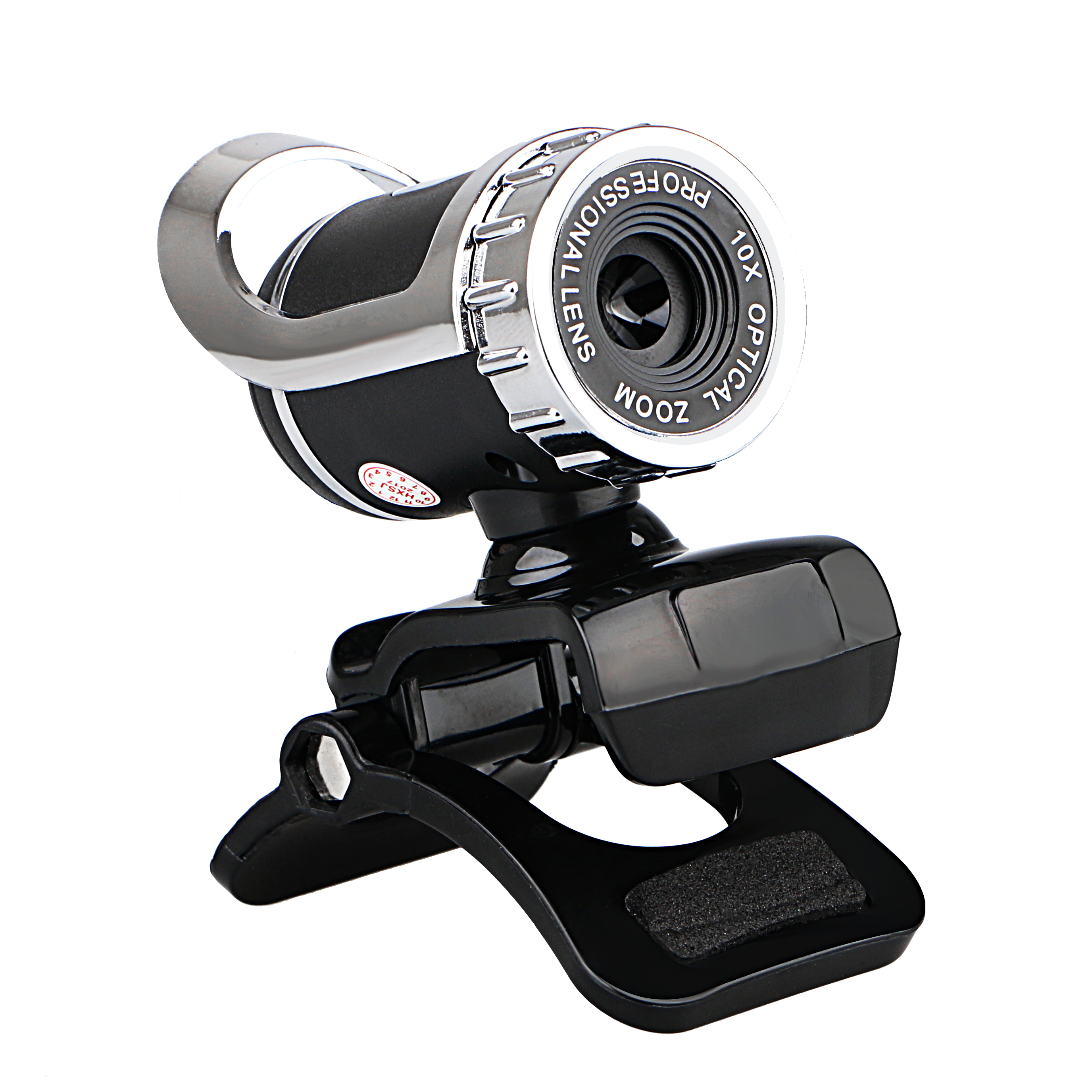 TSV USB High Resolution 1200 Megapixel HD Webcam Camera with Microphone 360 Degree For PC Laptop Desktop