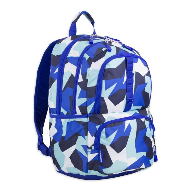 Eastsport Multi-Purpose Retreat Backpack, Jagged Shapes