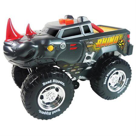 Road Rippers Wheelie Monster Roarin' Rhinoceros
