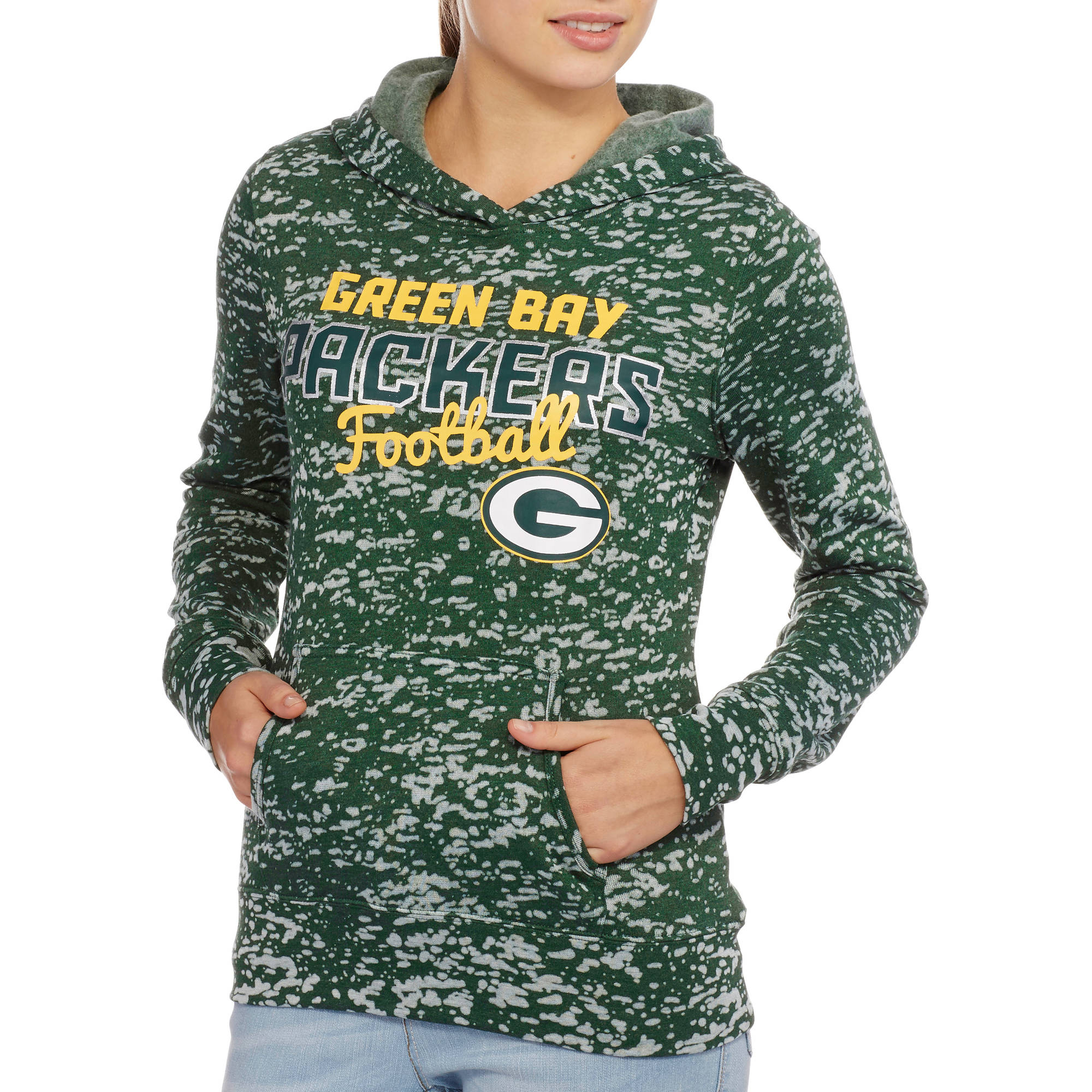 NFL Juniors Packers Fleece Hoodie