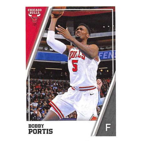 2018-19 Panini NBA Stickers #68 Bobby Portis Chicago Bulls Basketball Sticker](Halloween Ball Chicago 2017)