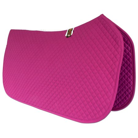 Impact Gel Western Saddle Pad - ECP Western Cotton Saddle Pad