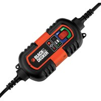 BLACK+DECKER BM3B 6V and 12V Battery Charger/Maintainer (BM3B)