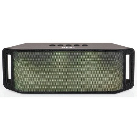 QFX BT152 Speaker with Sound Burst Portable NFC Bluetooth