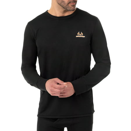 Men's Fitted Baselayer Thermal Underwear Long Sleeve Top